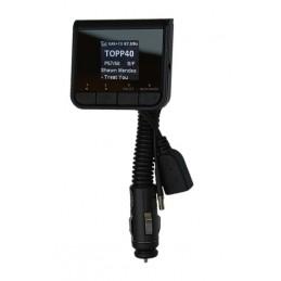 POPyourCAR 2.1 - DAB+ adapter til bil
