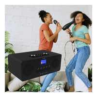 Radio til stue og oppholdsrom